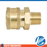 "Quick To couple Male Socket, 3/8 "" M-NPT, 5,500 Psi"