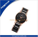 Soem-u. ODM-keramische Uhr in den verschiedenen Farben