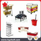 Équipement de supermarché et commerces de détail de l'équipement