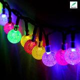 木の装飾のためのRGB LEDのつららストリングライト
