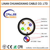 4 pares UTP Cable Cat5e+ Cable de alimentación/Cable LAN Cable de comunicación// Cable de ordenador