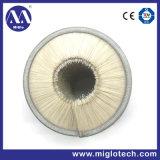 Специализированные промышленные абразивы щетки вращающегося пылесборника щетка для спирали запрещающим полировки (Th-100006)