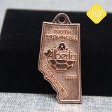 Fabrikmäßig hergestellte Kind-Fußball-Medaillen