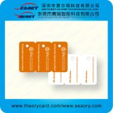 Kaart van pvc van de Druk van de Compensatie van de kwaliteit RFID de Niet genormaliseerde Kleine Plastic