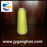 Polyester gesponnene Garne im Gelb