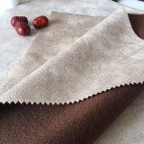 가정 직물 뜨개질을 하는 트리코 인쇄 Velboa 소파 직물 우단 직물
