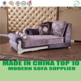 La fantaisie a personnalisé le sofa à la maison Deconstructed de tissu de velours de meubles