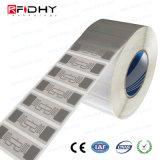 Etiqueta esperta do Tag passivo Returnable da freqüência ultraelevada RFID das unidades de transporte 860MHz-960MHz