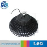 UFO High Bay LED Light com 120-130lm/W CRI80 e 3030 Bridgelux SMD
