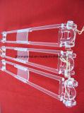 Freies Quarz-Glas-Silikon fixierte untere Boote