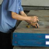 Maschinell bearbeiteter 1.2080 Cr12 D3 legierter Stahl-flacher Stab