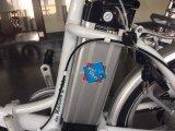 Bicyclette se pliante électrique d'opération de ville à grande vitesse inférieure de haute énergie