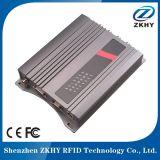 Impinj R2000 de canal 4 Chip RFID UHF de largo alcance del lector fijo para la carrera del sistema de distribución