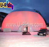 Aufblasbares Bereichfestzelt Zelt für Reklameanzeige