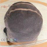 Бразильские волосы полностью кружевной шелковый передней Wig (PPG-l-0297)