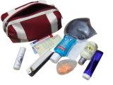 Zoll gedruckter Arbeitsweg-kosmetischer Beutel für Fluglinie (ES3052218AMA)