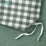 Venta al por mayor verde Hospital Dormitorio sábana de algodón