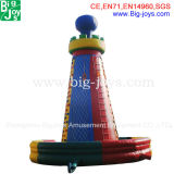 Надувные осьминог способность преодолевать подъемы горных, надувные скалолазание стены спортивных игр (BJ-SP05)