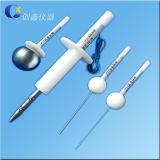 Precisie de Sonde van het Gebied van de 12.5 mmTest (IP2X) - CEI 60529 CEI 60065 CEI 60035 met Handvat