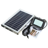 Un'illuminazione di soccorso esterna alimentata solare dei 54 del LED indicatori luminosi di inondazione