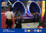 Máquina azul del huevo 9d Vr de los asientos del grado 2 del simulador 360 del cine de Vr