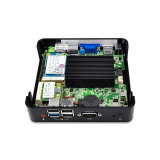 Mini PC Qotom miniordenadores LAN Dual Mini PC Industrial J1900