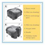 Het Systeem van de Therapie van het aërosol van de Verstuiver van de Compressor (JV3655IX)