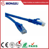 Graues Cat5e Computer-Kabel China-STP mit RoHS (SY126)