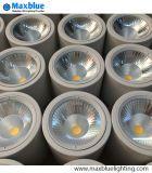 セリウムが付いている10W-50W表面の取付けられたLED Downlight、RoHS、ETL、SAA