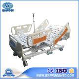 Bae500 ICU elektronisches Bett mit fünfter Fußrolle