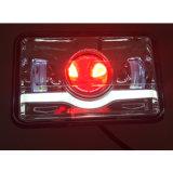 Nueva llegada 54X6 pulgadas cuadradas de luces de cruce Faros de LED de alta