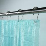 Простой в уходе мягкий душ PEVA шторки без гильзы цилиндра