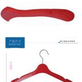 El plástico Non-Slip colgador superior para las chaquetas de mujer