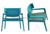 青いホテルの机椅子かホテルの家具の椅子または椅子(KL C03)を食事する喫茶店の店