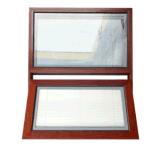 Тент Windows села алюминиевый с слепой штаркой