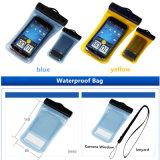 De Transparante Universele Waterdichte Zak/de Zak van uitstekende kwaliteit voor Mobiele Telefoon