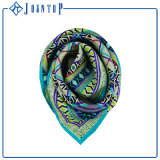 Besonders lange luxuriöse Förderung fertigen Form-Schal kundenspezifisch an