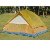 Tenda impermeabile di campeggio esterna della famiglia automatica di svago della gente 3-4