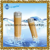 Resin/Activates Carbon/Silicon Phosphorus Crystal Toilets Filter Cartridge with Clear Housing