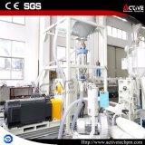 Plastikmaschine HDPE-PET PPR Rohr-Strangpresßling-Zeile