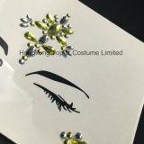 Стикер тени глаза кристаллический состава стикера Tattoo Rhinestone партии Self-Adhesive (TS005)
