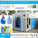 máquina moldando plástica do frasco detergente de 1L 3L 5L HDPE/PE