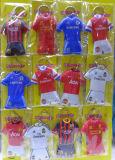 Heißer Verkaufs-kreativer europäischer Cup-Fußball-Schlüsselkette