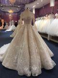 2018 vestidos de novia de último diseño fabricado en China