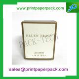 Het douane Afgedrukte Vakje van de Verpakking van het Document van het Parfum Bbny Kosmetische met het Tussenvoegsel van het Karton