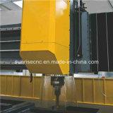 Máquina de Perforación vertical de las bridas de placas de acero y el tubo de hojas