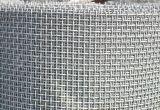 Galvanisierter quadratischer Maschendraht, Metallfenster-Bildschirm