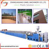 Linha profissional da extrusão do perfil da manufatura WPC de China