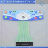 Kundenspezifisches Kissen-prägenmembranen-Basissteuerpult mit Verbinder für Unterhaltung