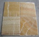 蜂蜜のオニックス、オニックスのタイルおよびオニックスの平板